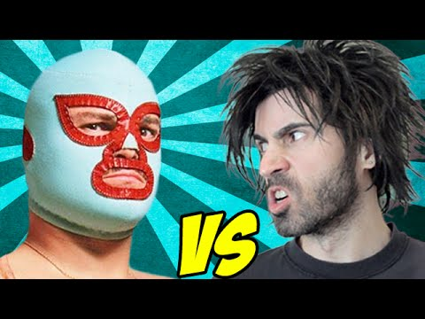 WRESTLE JUMP vs The World's Worst Gamer!