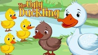 The Ugly Duckling | Full Story |  Fairytale | Bedtime Stories For Kids | 4K UHD