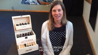 Essential Oils with Natasha Undem at Medicine Wheel Wellness