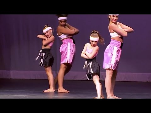 Dance Moms | Group Dance Fight Camp