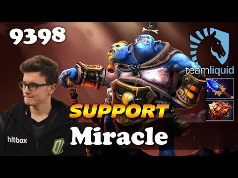 Miracle Ogre Magi SUPPORT | 9398 MMR Dota 2