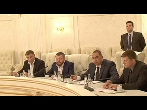 Further talks on Ukraine ceasefire take place in Minsk