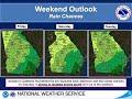 NWS Atlanta Weekly Weather Briefing for August 6, 2020
