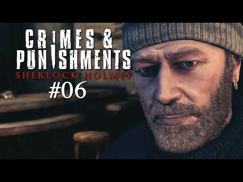 Let's Play Sherlock Holmes: Crimes & Punishments #06 - Armdrücken in der Kneipe