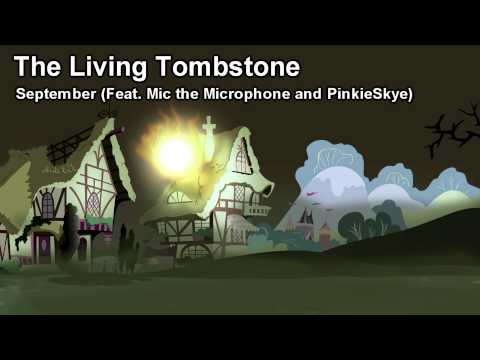 The Living Tombstone - September