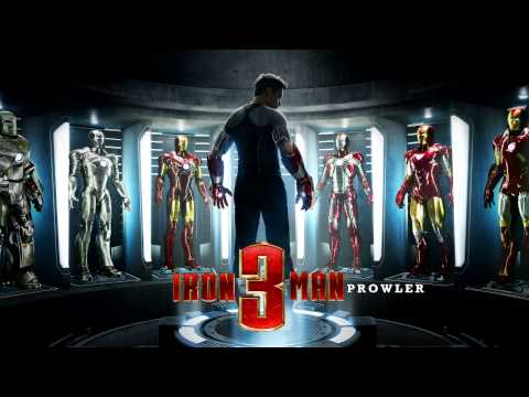 Iron Man 3 - The Mechanic (Soundtrack OST HD)