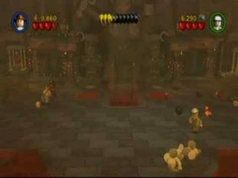 LEGO Indiana Jones Story 19 - Chapter 2-Temple of Kali (2/2)