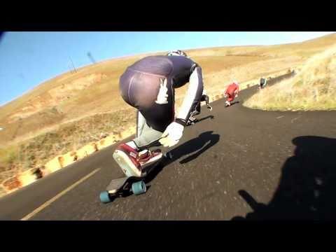 Landyachtz Longboards - Maryhill Freeride 2011