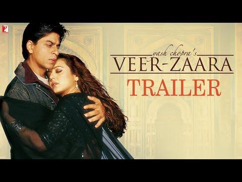 Veer-Zaara - Trailer - Shahrukh Khan | Rani Mukerji | Preity...