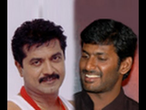 Vishal in Love with Sarath's Daughter ?