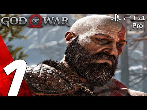 GOD OF WAR 4 - Gameplay Walkthrough Part 1 - Prologue (Full Game) PS4 PRO