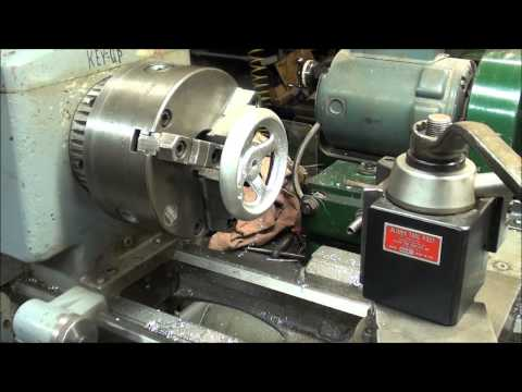 MACHINE SHOP TIPS #159 Making a Lathe Handwheel part 2 tubalcain