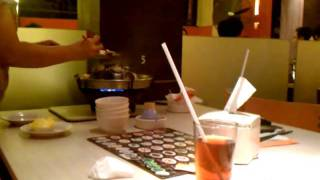 Indo hot pot / grill