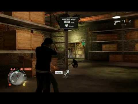 Sleeping Dogs Demo Gameplay