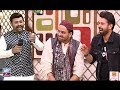 Funniest Moments of Aadi,Faizan & Faysal Qureshi In Salam Zindagi
