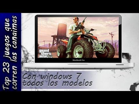 Top 23 Juegos que corren Las canaimas Todos los modelos Con SO windows 7/8/Xp