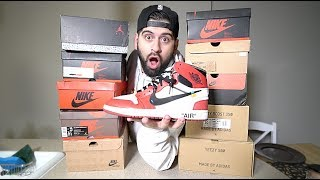 THE TOP 10 SNEAKERS OF THE DECADE!! *MUST SEE*