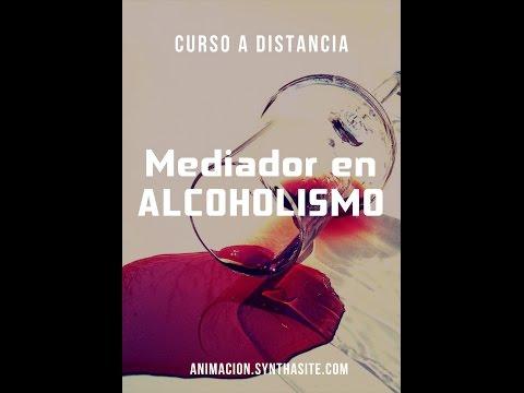 Alcoholismo. Prevencion. Formacion