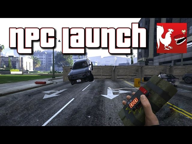 Things to do in GTA V - NPC Launch