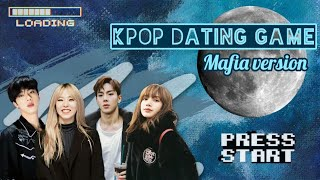 Kpop dating game || Mafia version 🕵️🚬