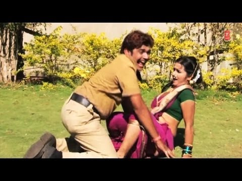 Jara Dabun Hendal Dhar - Latest Marathi Video Song 2013 - Kesamandhi Gajra video