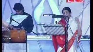 Lata Mangeshkar Jiya Jale
