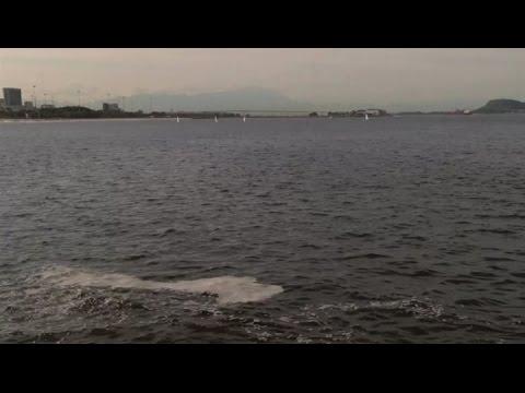 Resch: Rio water pollution 'frightening'