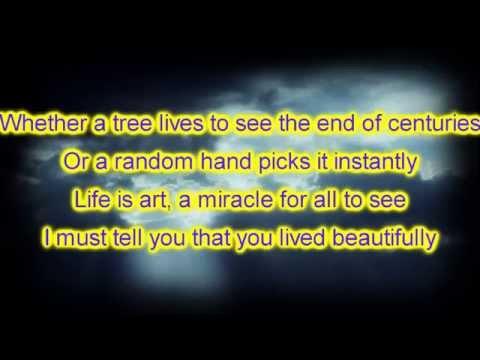 Luv Sic part 5- Nujabes featuring Shing02- lyrics