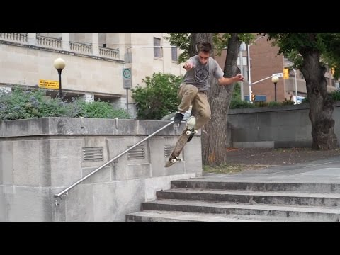"""THROWAWAY"" - NEW BEGINNINGS SKATEBOARDING TEAM FEATURE"