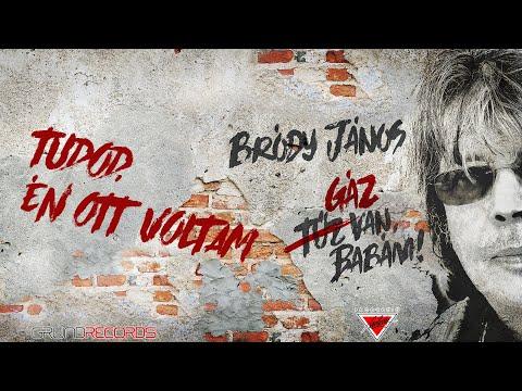 Bródy János: Tudod, én ott voltam  (Hivatalos videoklip - dalszöveggel - 4K) - 2019.