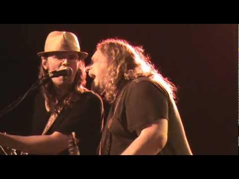 Mississippi Mule - Luther and Cody Dickinson, Warren Haynes, Matt Abts, Jorgen, Danny, Ron H