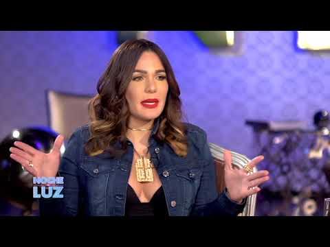 Entrevita Celines Toribio Noche de Luz 28 de Enero 1ra parte.