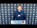 Matt Nagy: 'There's a really good vibe right now'   Chicago Bears