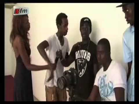 Backstage Avec Philip Ndour,canabasse And Nix video