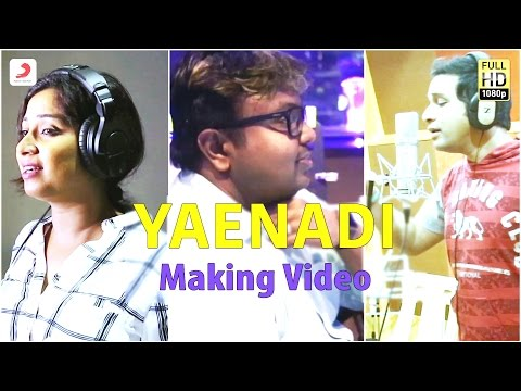 Adhagappattathu Magajanangalay - Yaenadi Making Video   D. Imman