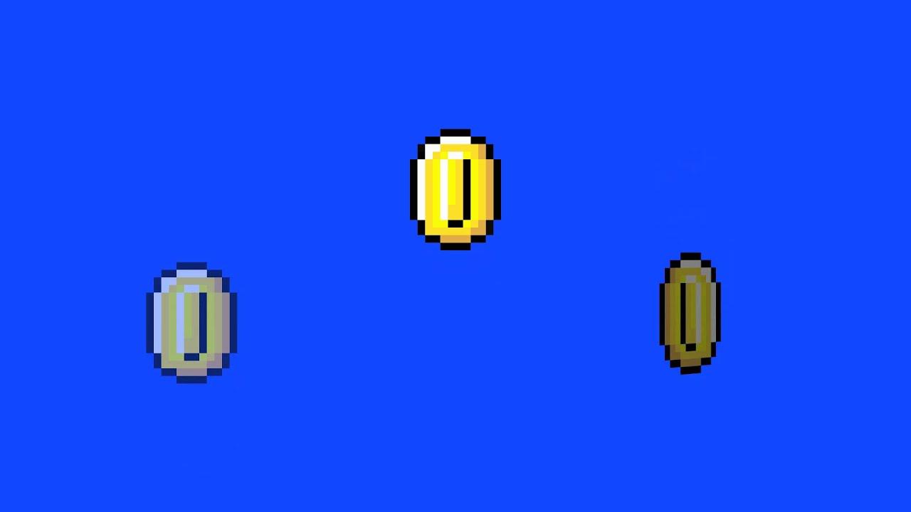 Mario Coins Wallpaper Mario Coins Green Screen