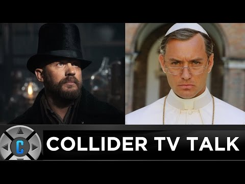 Tom Hardy's Taboo Premiere Review. HBO's Young Pope Review - Collider TV Talk
