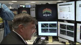West Ham United on the Alpari trading floor