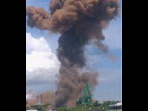 Krakatau Posco Meledak Pabrik Pt.krakatau Steel-posco