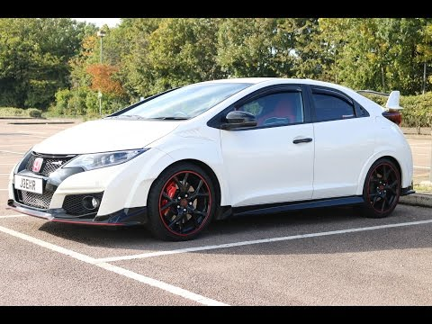 First Ever TURBO Type R - Honda Civic Type R FK2 Review - PerformanceCars