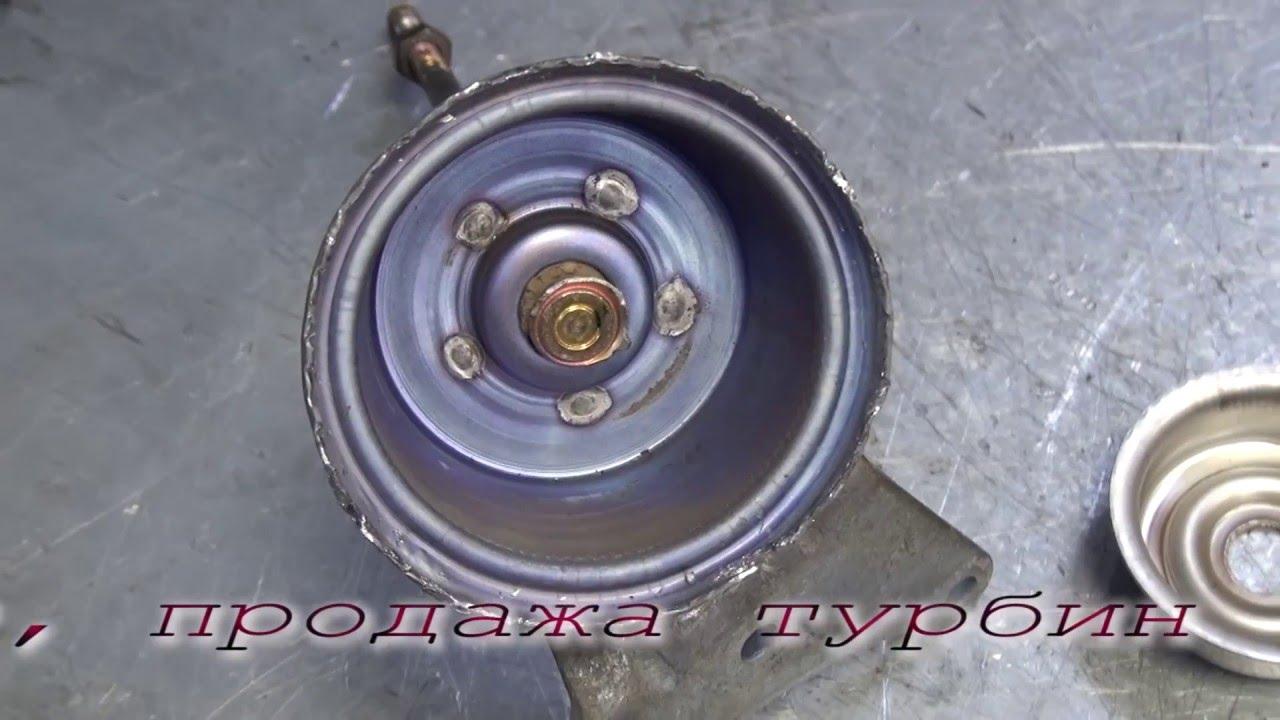 Ремонт актуатора турбины  видео