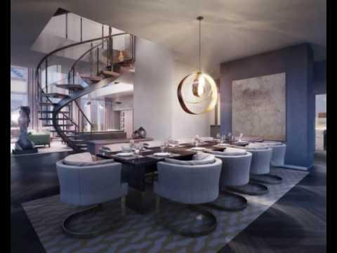 Rupert Murdoch's new home in New York: A $57M 4-Floor Penthouse