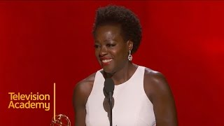 Viola Davis Gives Powerful Speech About Diversity and Opportunity | Emmys 2015