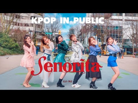 [KPOP IN PUBLIC] (G)I-DLE - SENORITA Dance Cover by FDS (Vancouver)