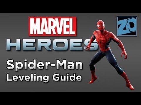 Marvel heroes leveling