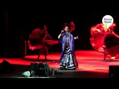 Концерт Марины Девятовой в Пензе