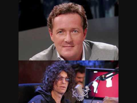 Howard Stern and Piers Morgan on Susan Boyle