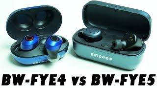 Какие Беспроводные Наушники Выбрать? BW-FYE4 или BW-FYE5