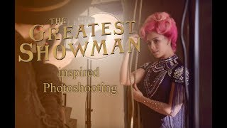 The Greatest Showman Photoshooting