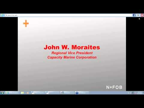 Network News Interview with John W Moraites of Capacity Marine Corporation